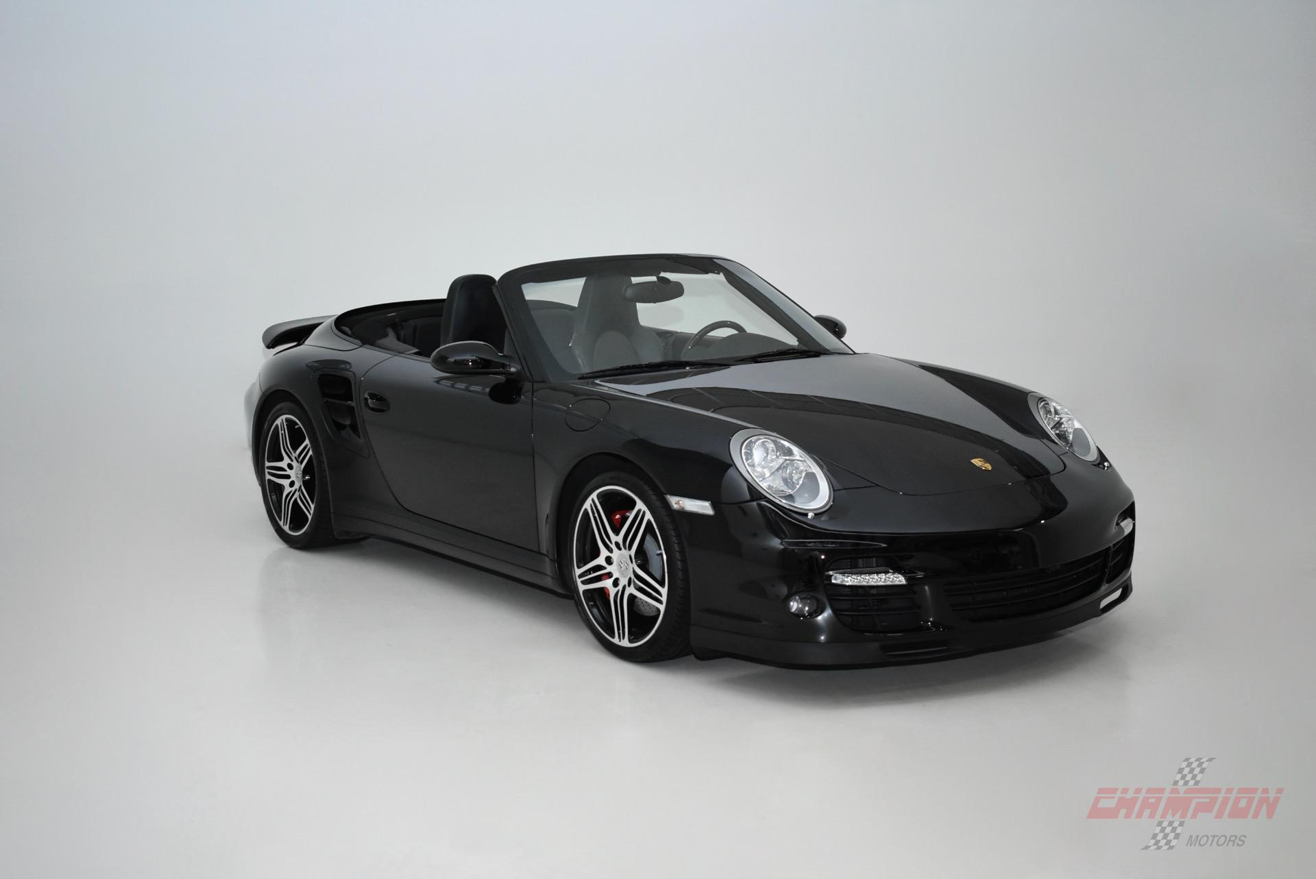 2008 porsche 911 turbo exotic and classic car dealership. Black Bedroom Furniture Sets. Home Design Ideas