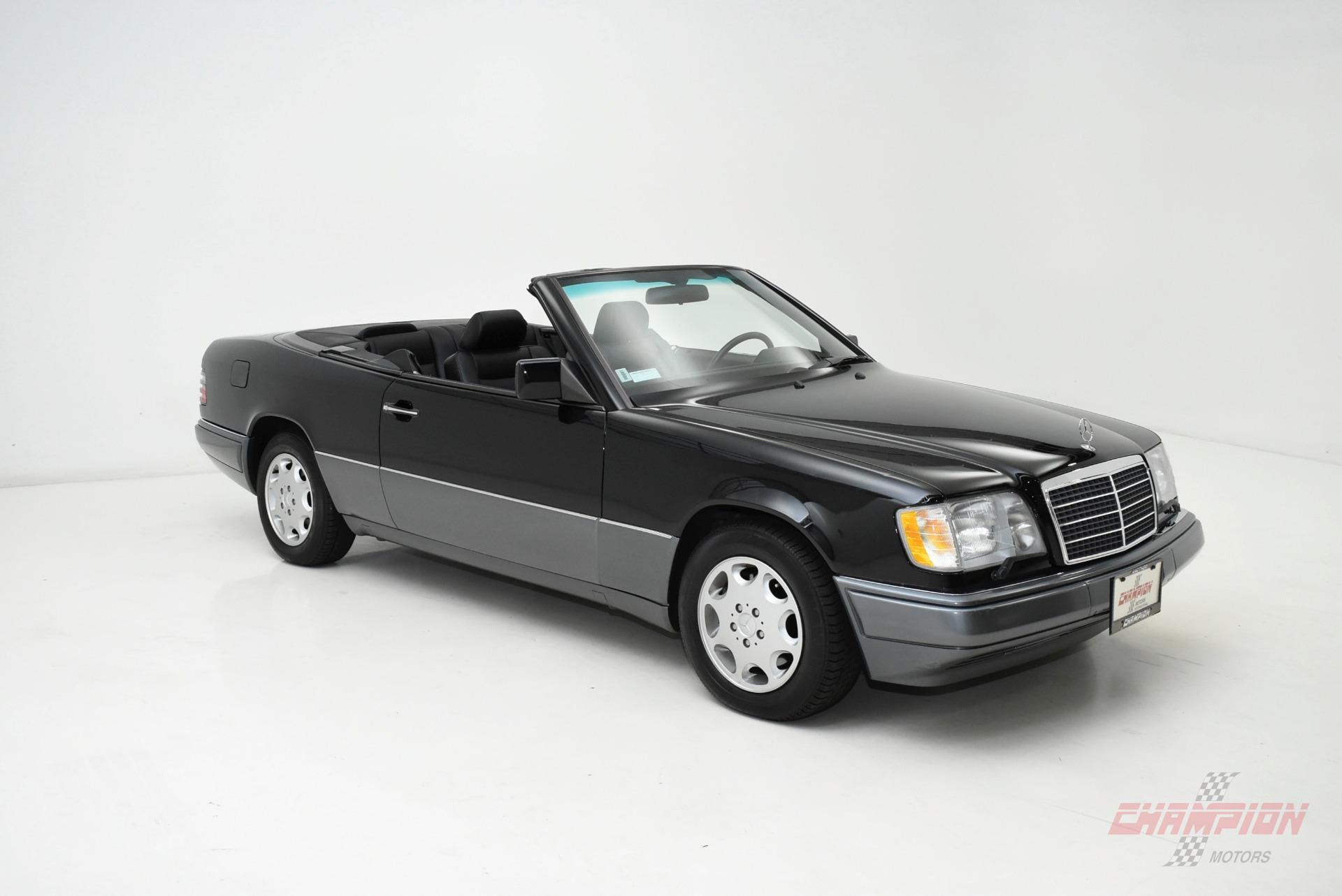1994 mercedes benz e class e 320 exotic and classic car for Mercedes benz e class 320