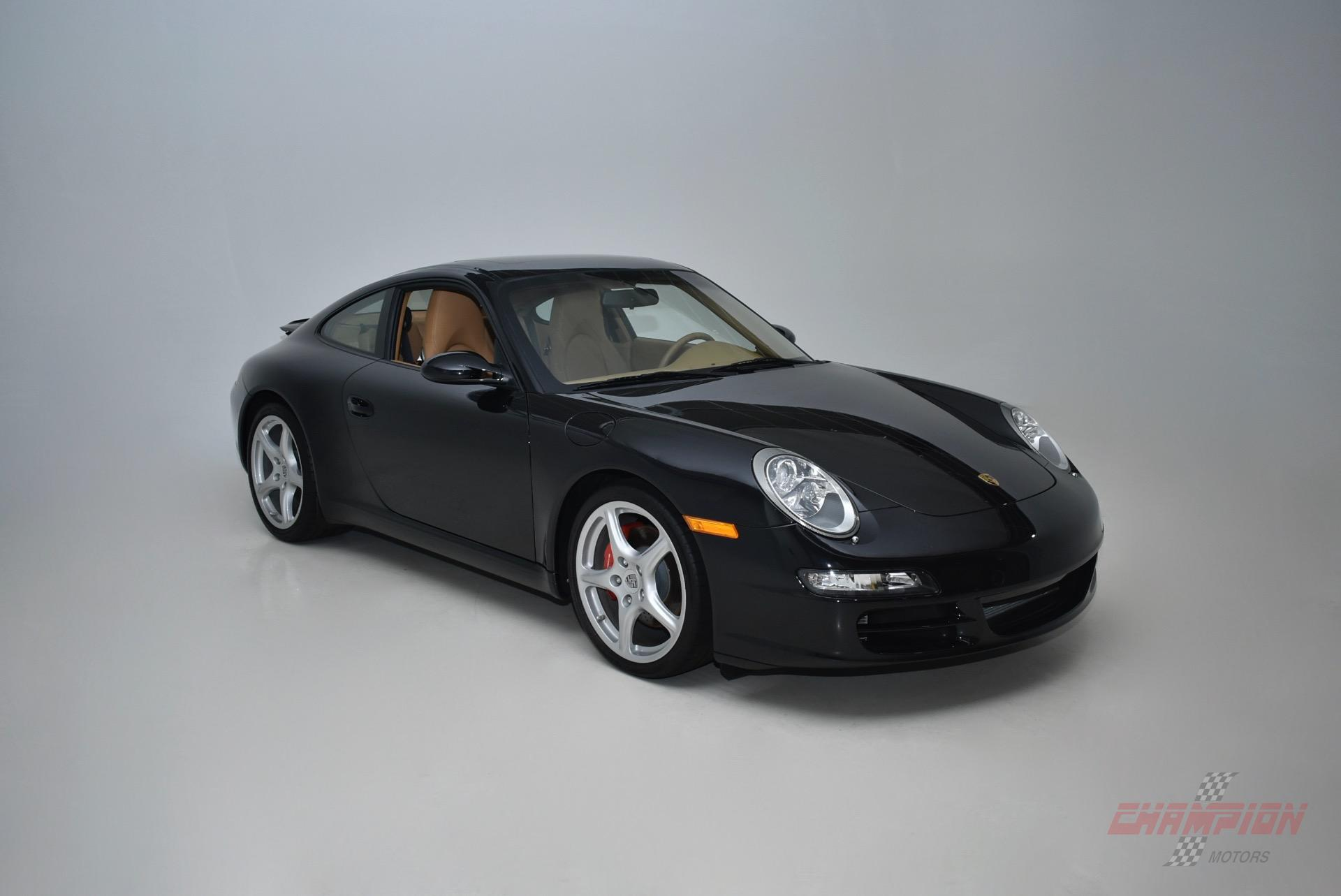 2008 porsche 911 carrera s champion motors international l exotic classic car dealership new. Black Bedroom Furniture Sets. Home Design Ideas