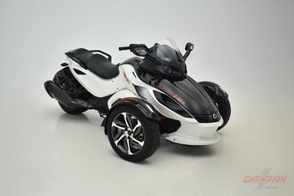 2014 Can Am Spider Cycle