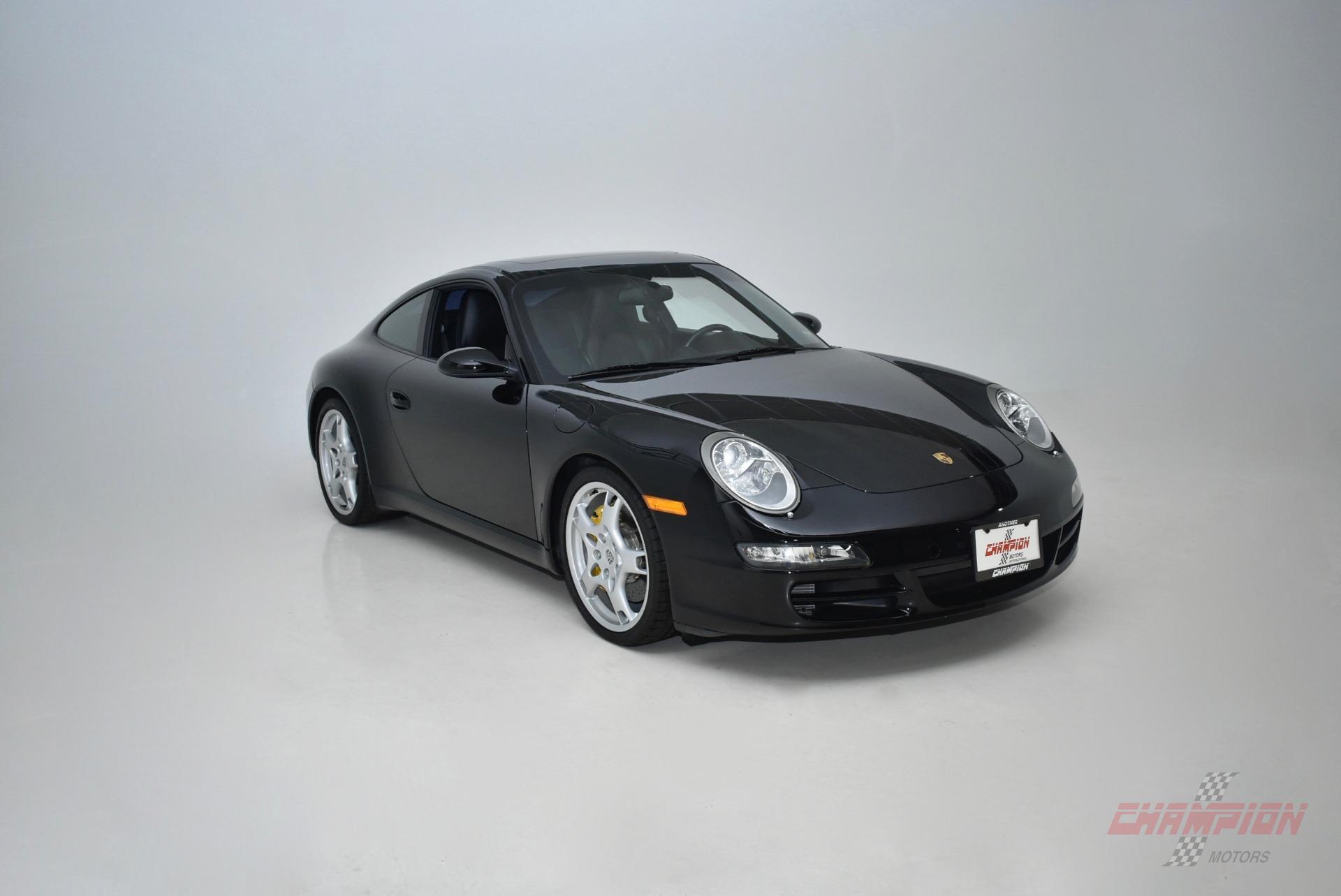 2005 Porsche 911 Carrera S - Champion Motors International ...